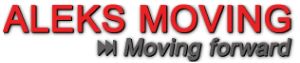 Aleks Moving - Residential Movers - Etobicoke logo